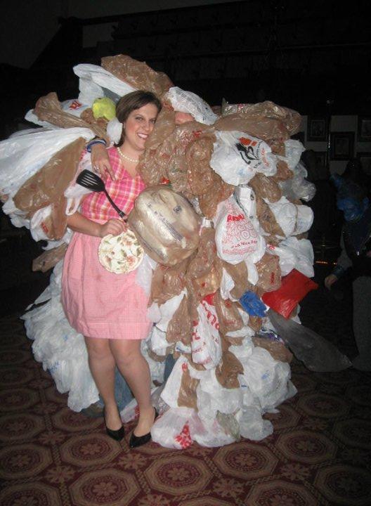 Bag Monster & Martha Stewart
