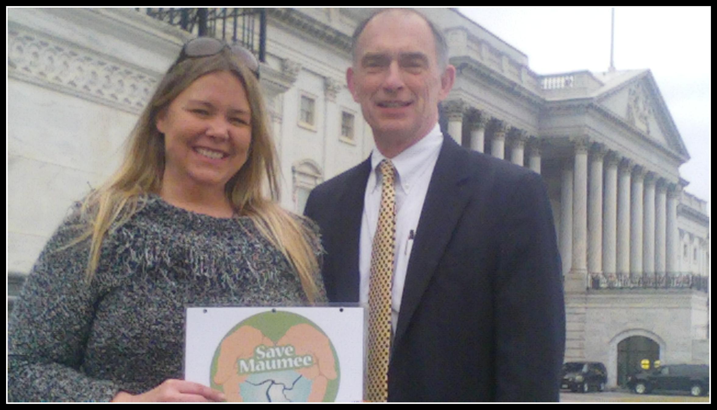 Abigail King & U.S. House of Representatives, Peter Viscloski